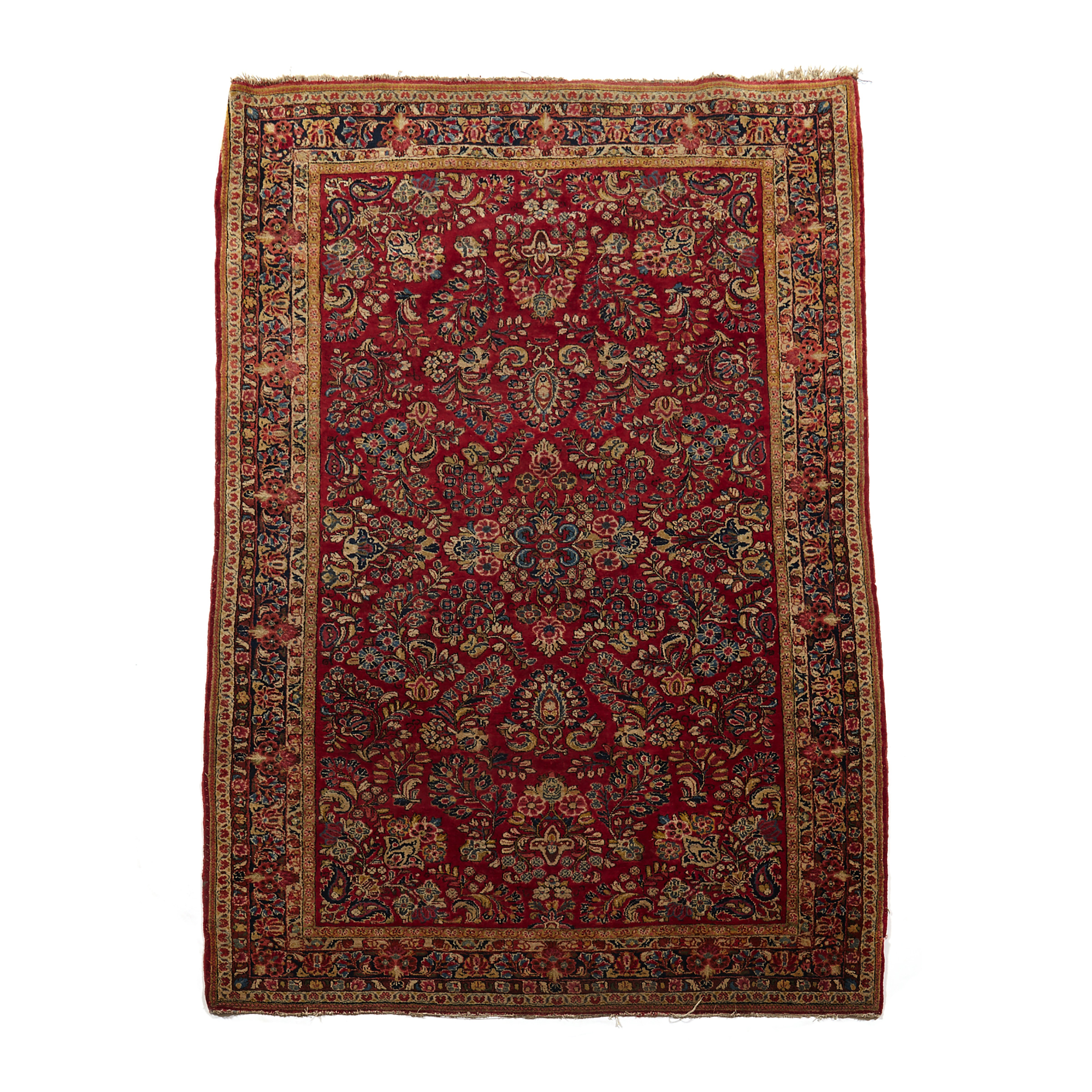 Sarouk Rug, Persian, early 20th century