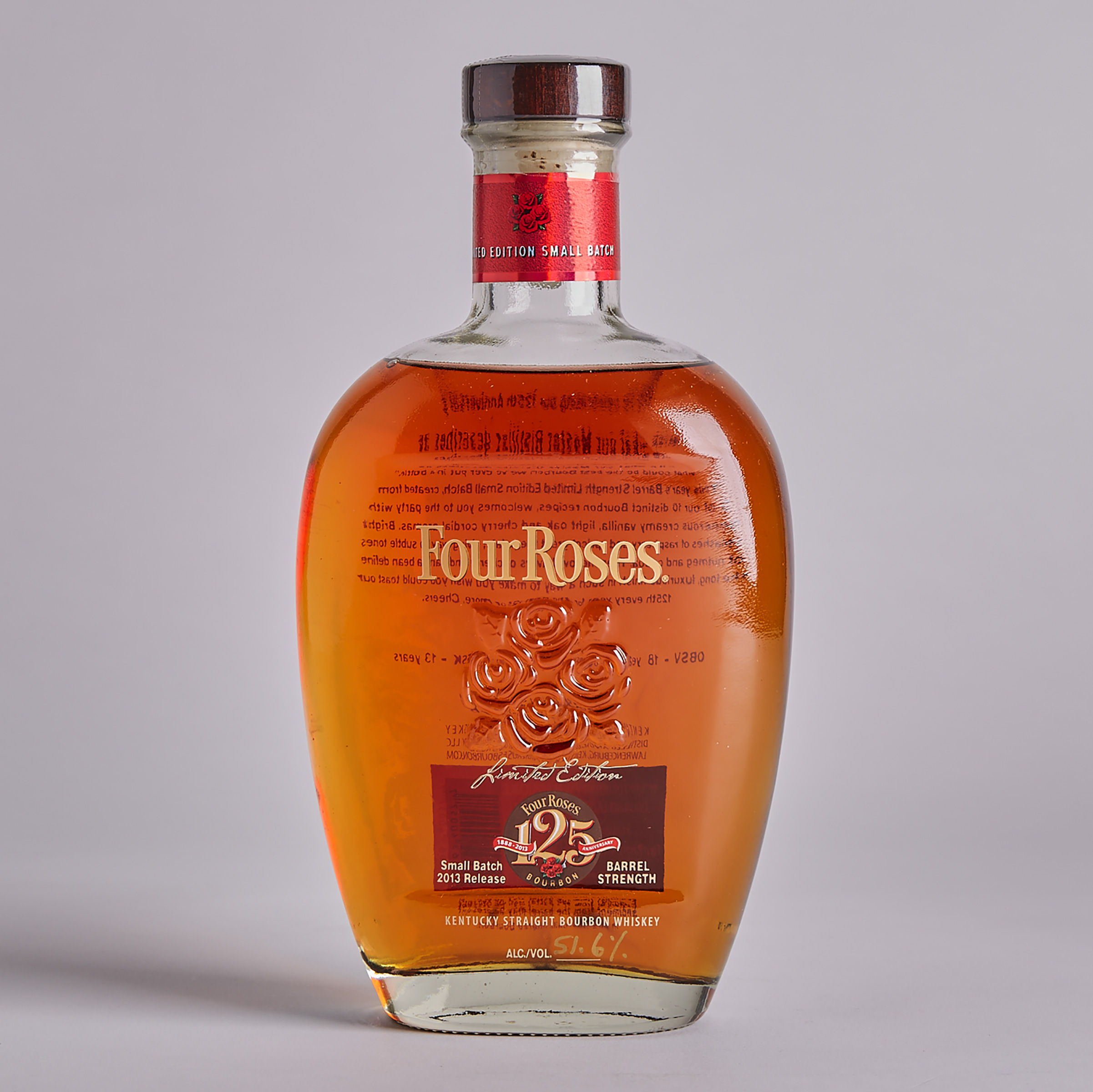 FOUR ROSES LIMITED EDITION KENTUCKY STRAIGHT BOURBON WHISKEY (ONE 750 ML)