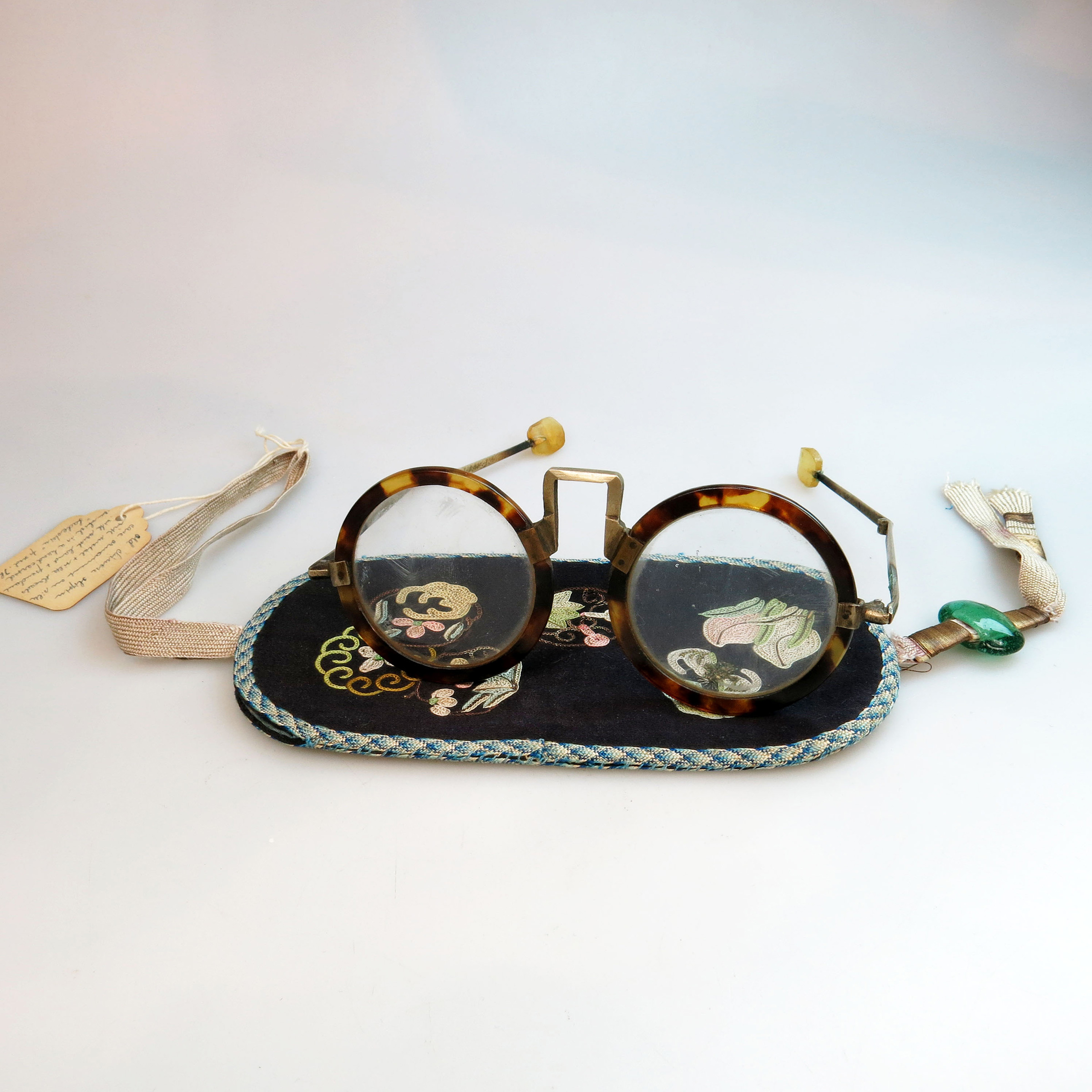 Pair Of 19th Century Chinese Spectacles