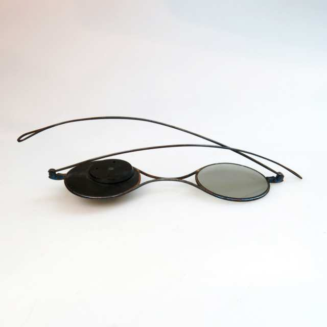 Victorian Steel Shooting Spectacles