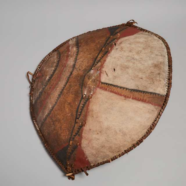 Maasai Shield, Kenya/ Tanzania, East Africa, 19th/ early 20th century