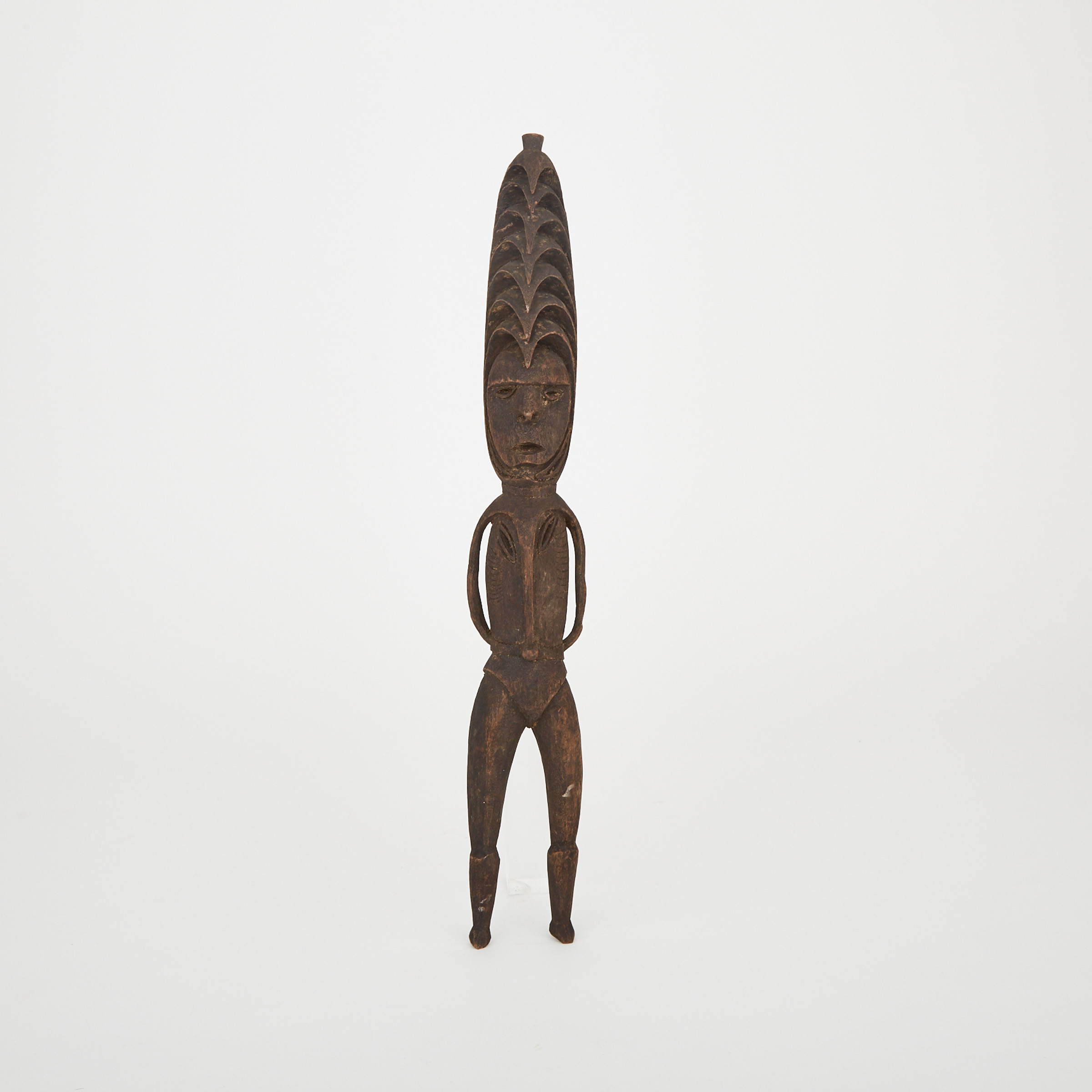 Korewori Figure, Middle Sepik River, Papua New Guinea