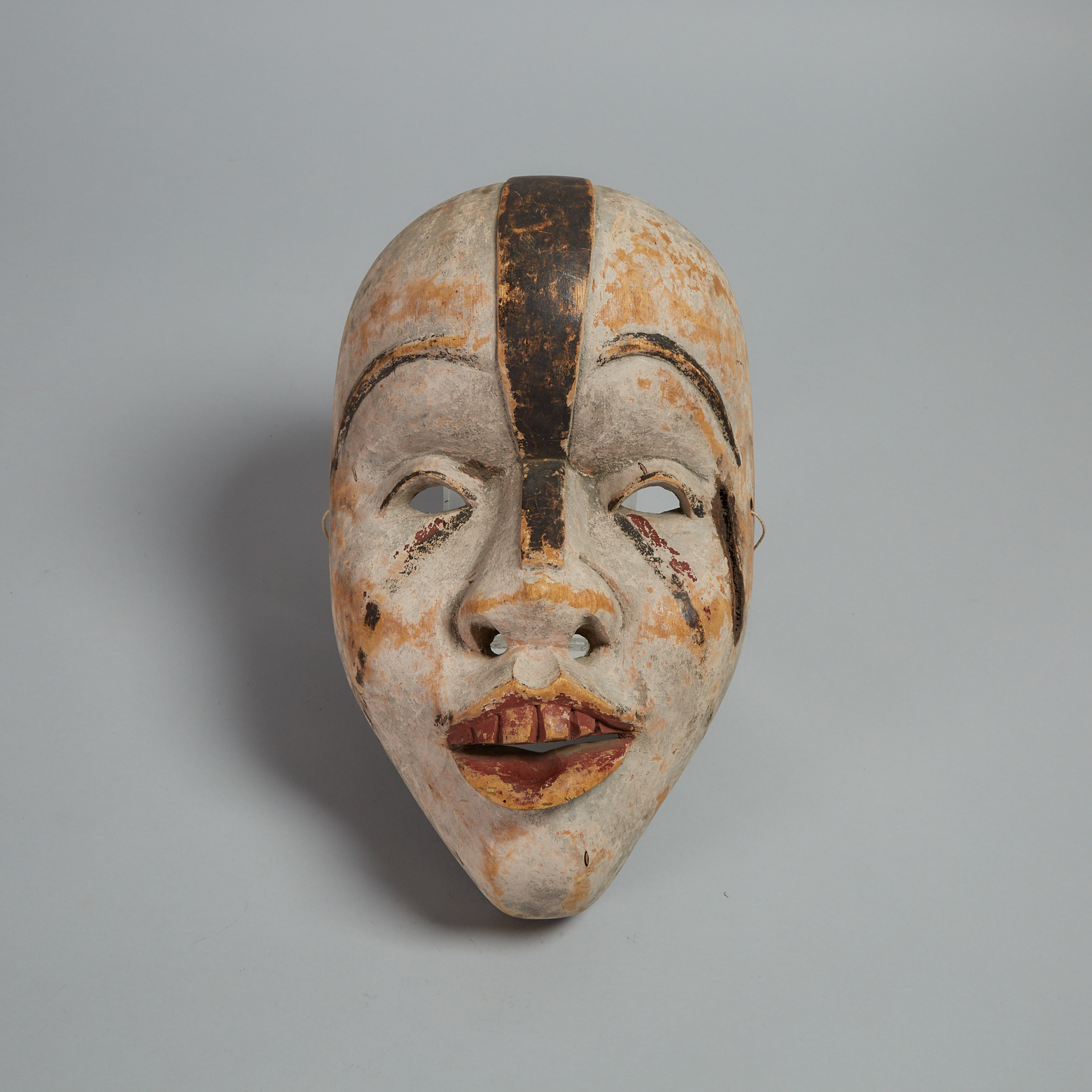 Kongo Woyo Mask, Democratic Republic of Congo, Central Africa