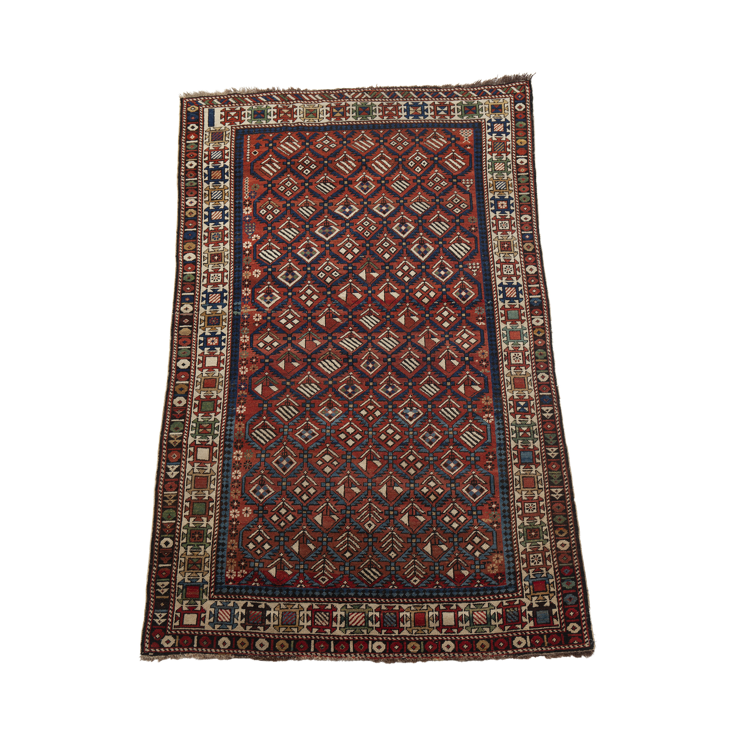 Shirvan Rug, Caucasian, early 20th century