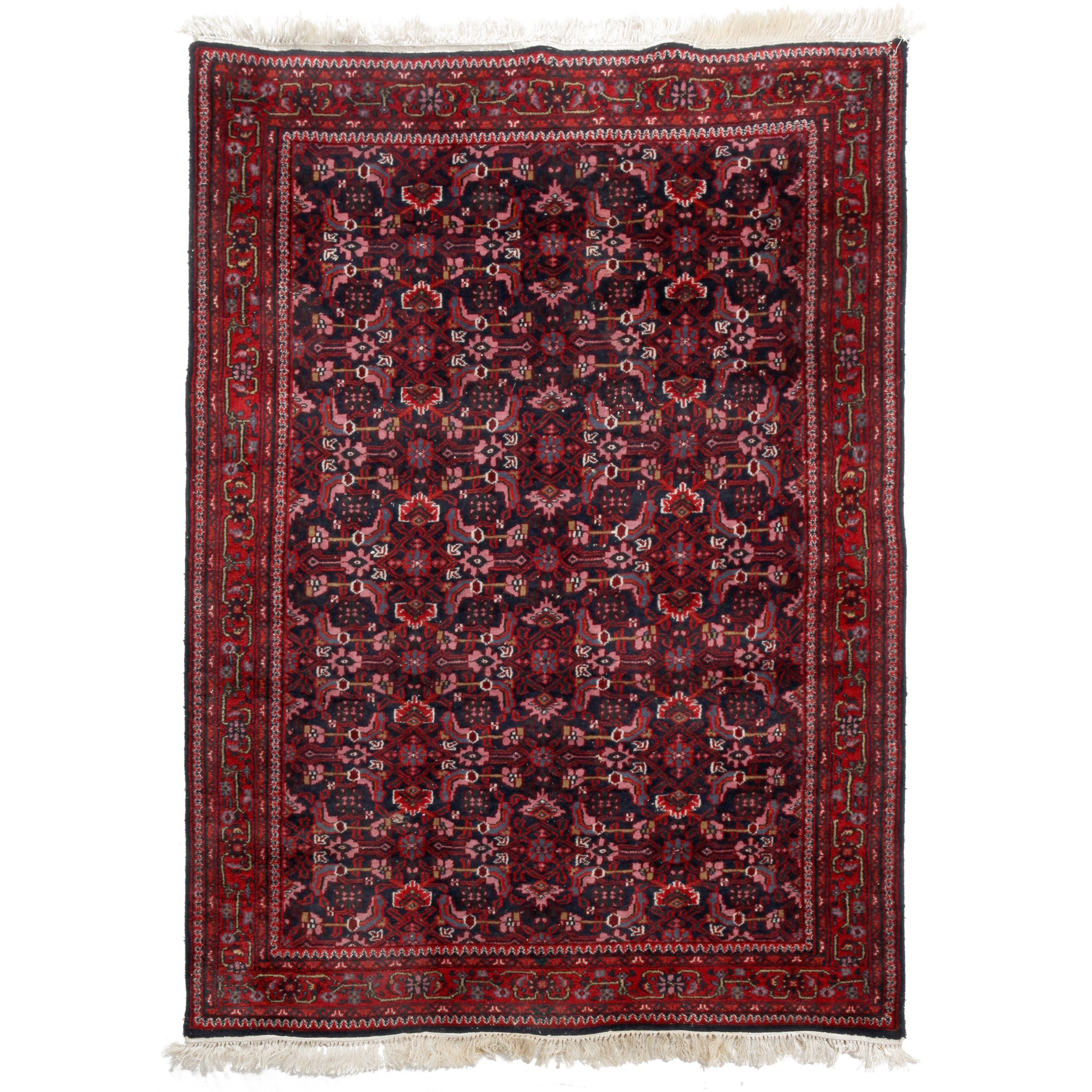 Feraghan Rug, mid to late 20th century