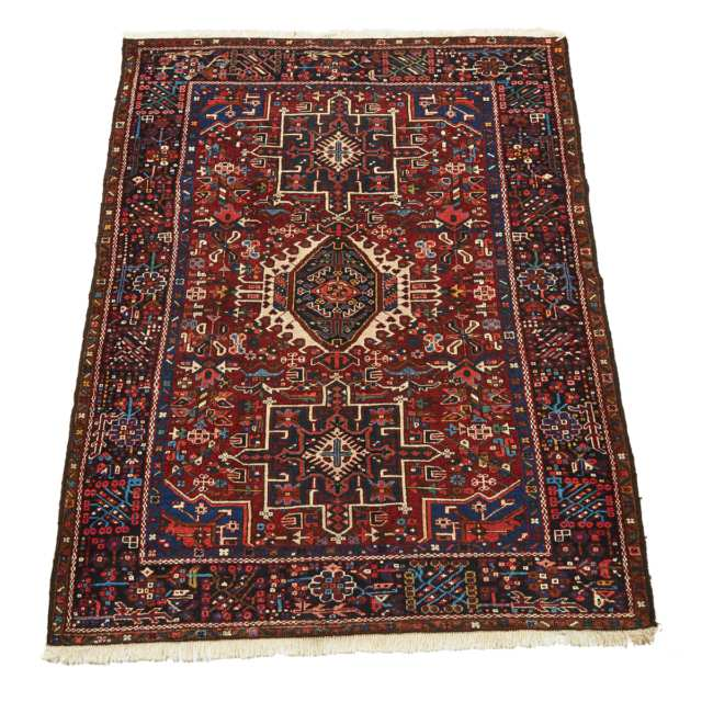 Karadge Rug, Persian, mid 20th century