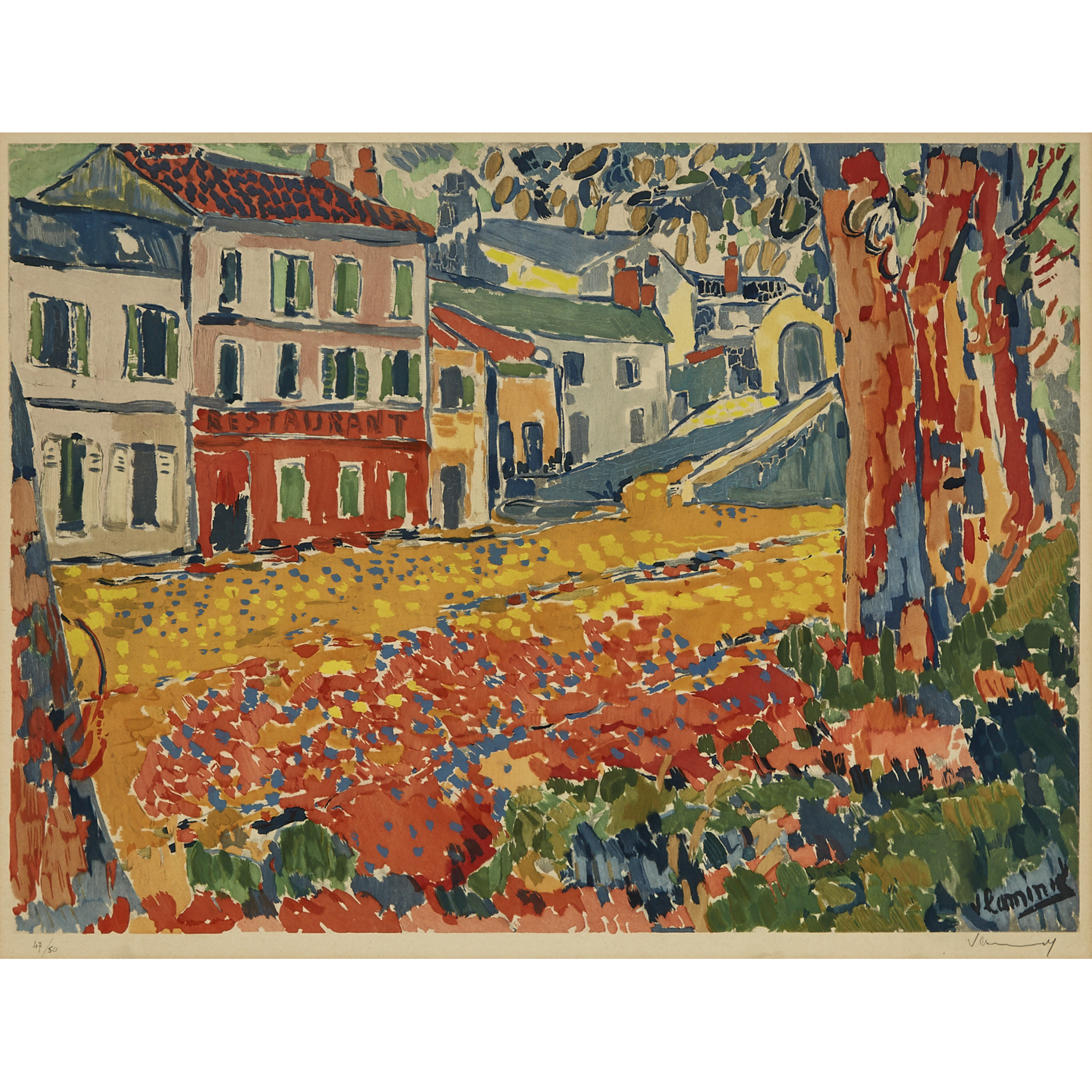 After Maurice de Vlaminck (1876–1958)