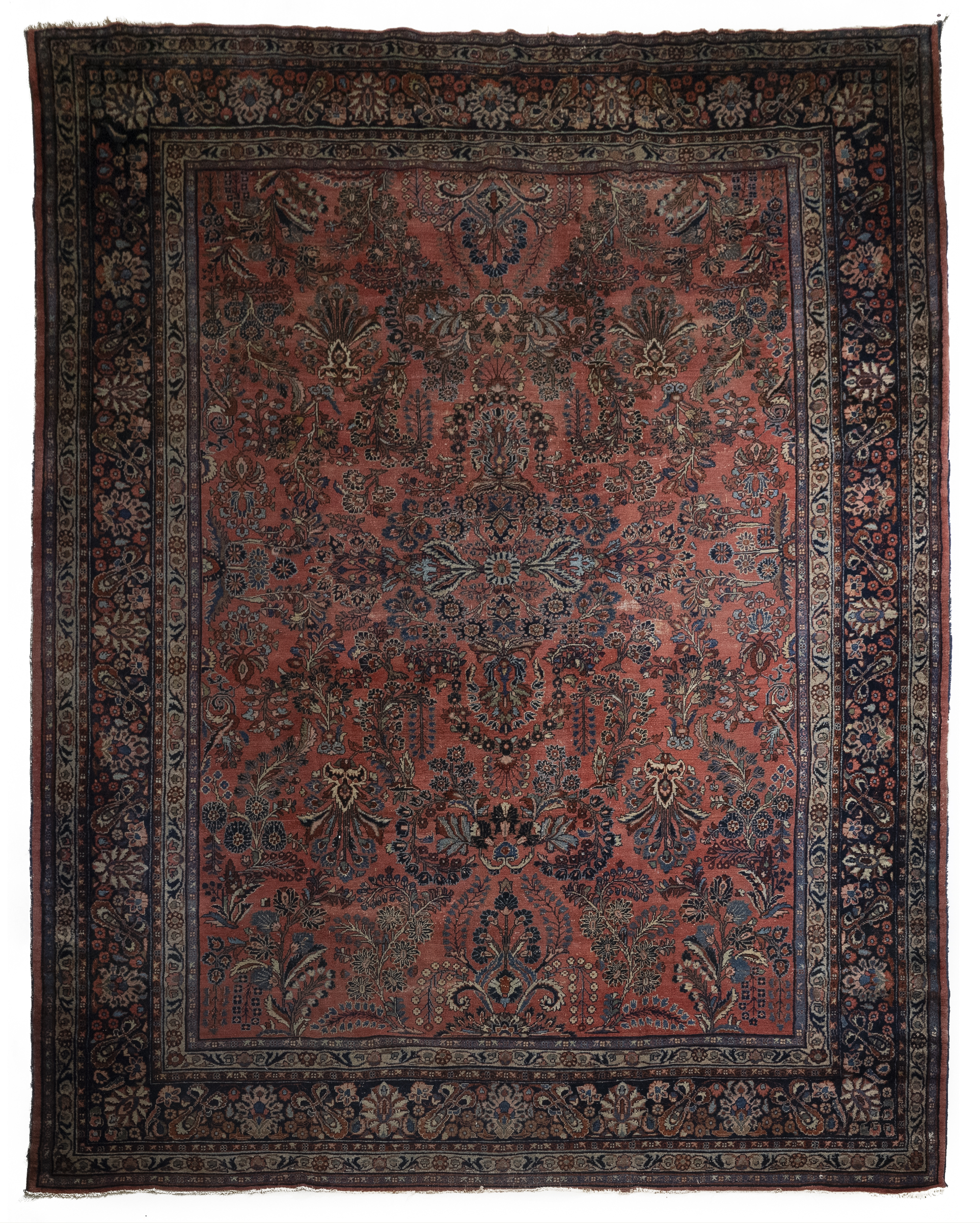 Lilihan Carpet, Persian, c.1930