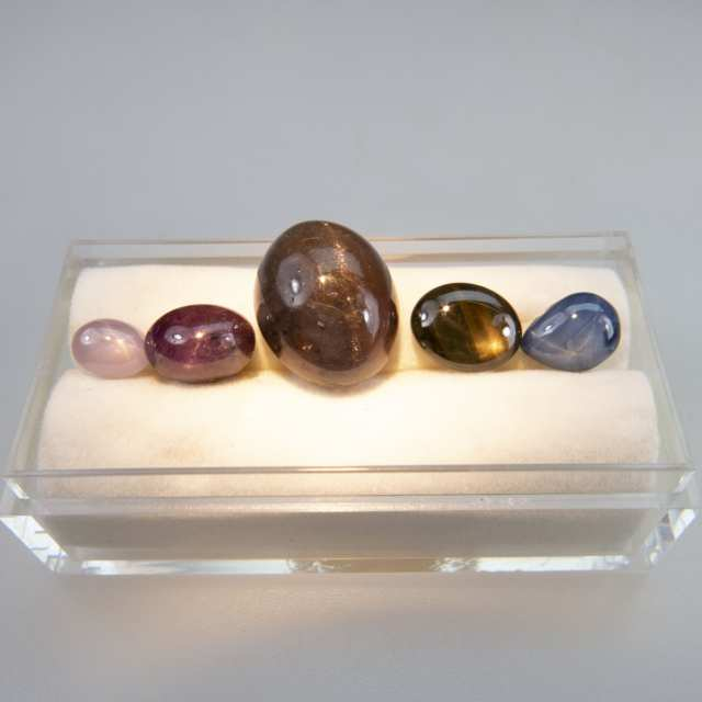 5 Various Gemstones