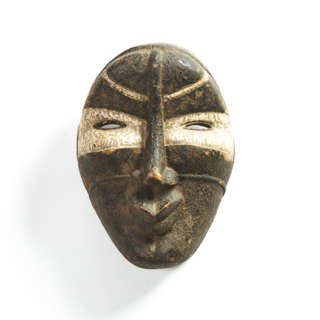 Dan Mask, Ivory Coast/Liberia, West Africa, early to mid 20th century