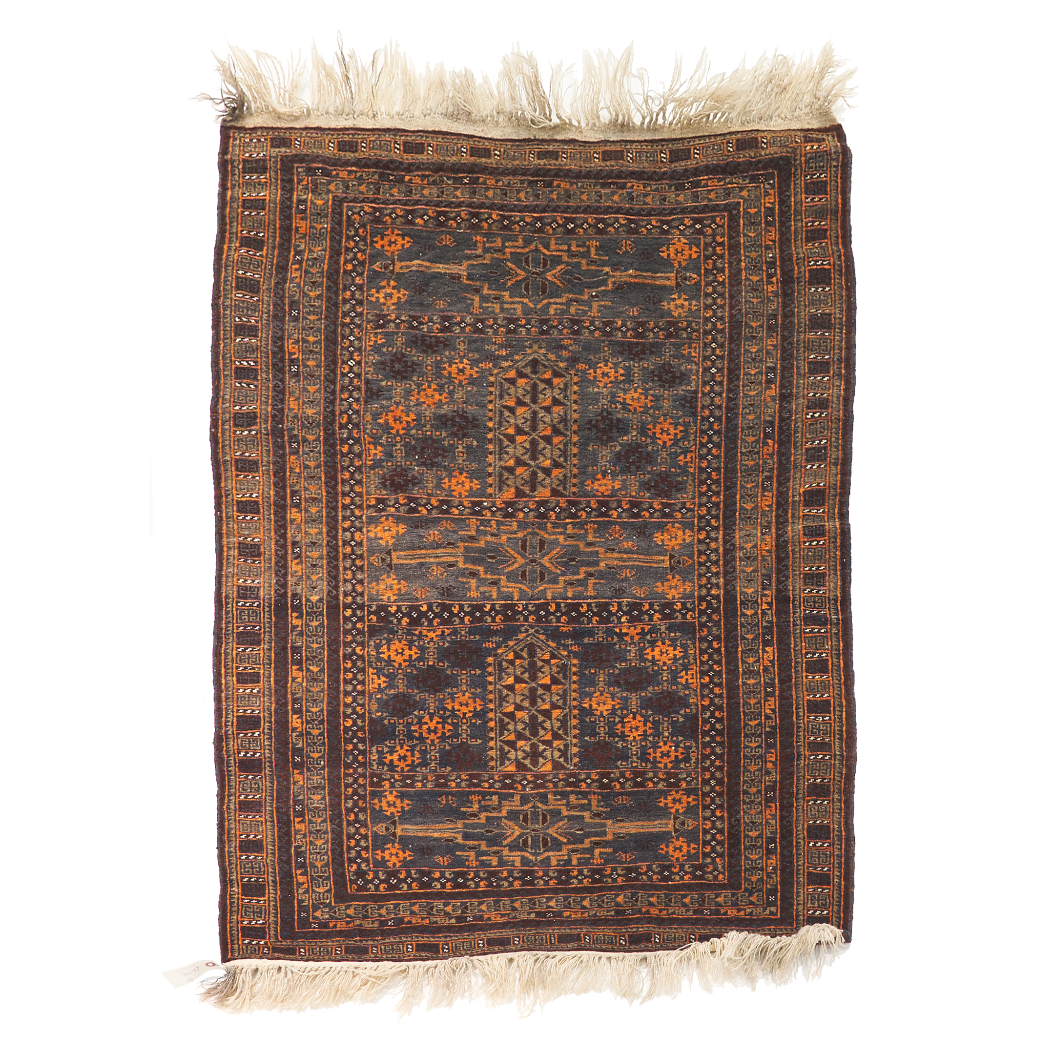 Afghan Belouchi Prayer Rug, c.1960