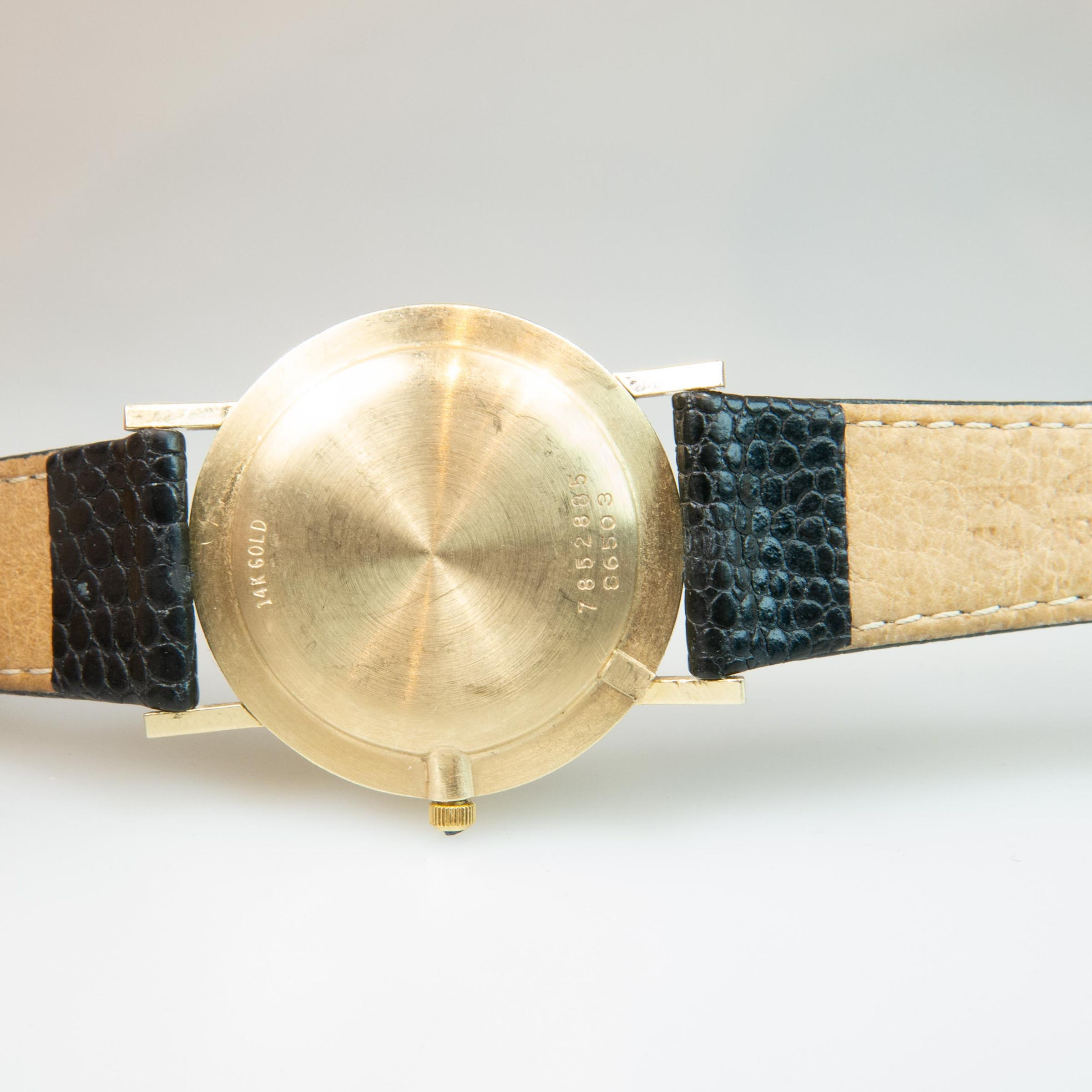 Movado Wristwatch, With Date