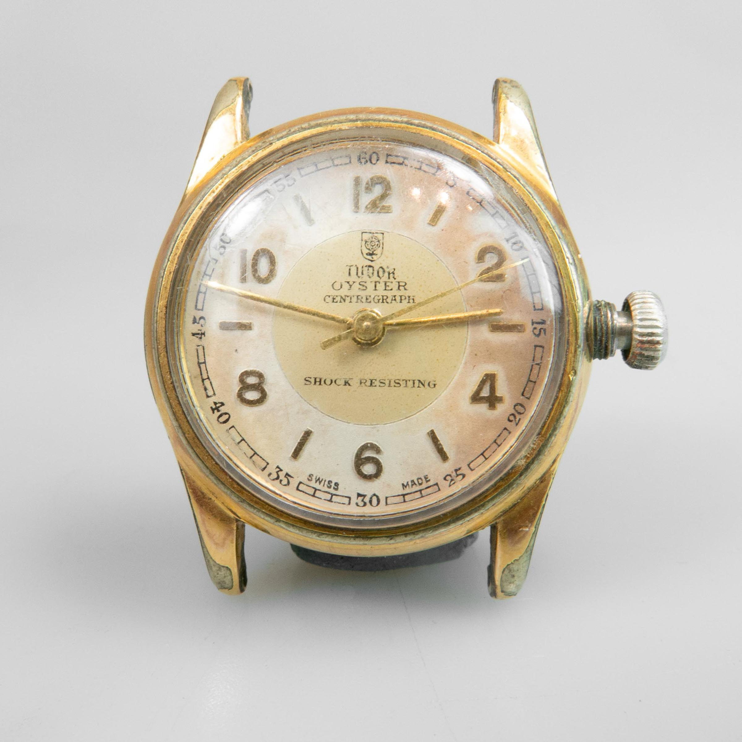 Tudor Oyster 'Centregraph' Wristwatch