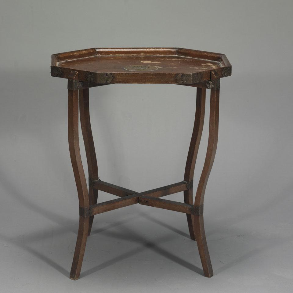 Wood Tea Table