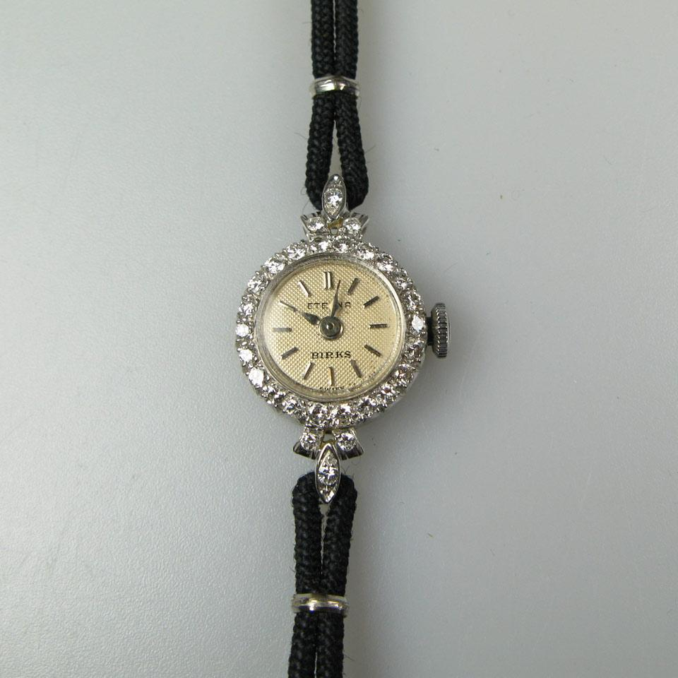 Lady's Birks Eterna Wristwatch