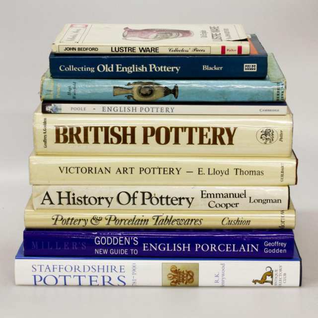 Seventeen Volumes on Ceramics