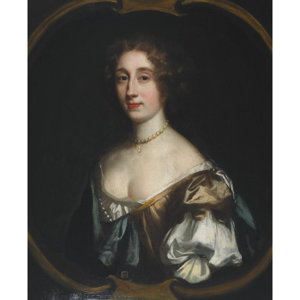 Attributed to the Studio of Sir Peter Lely (1618-1680)