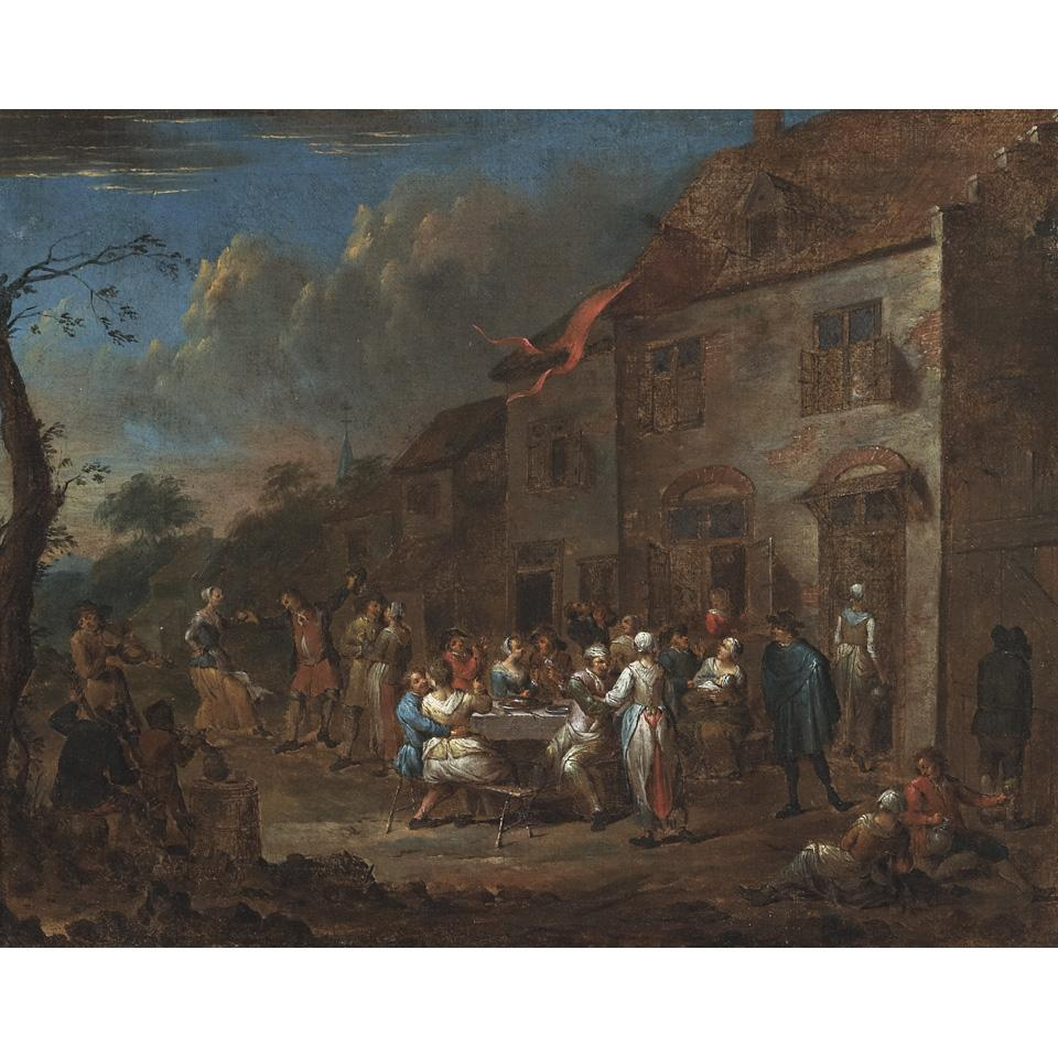 Attributed to David Teniers The Younger (1610-1690)