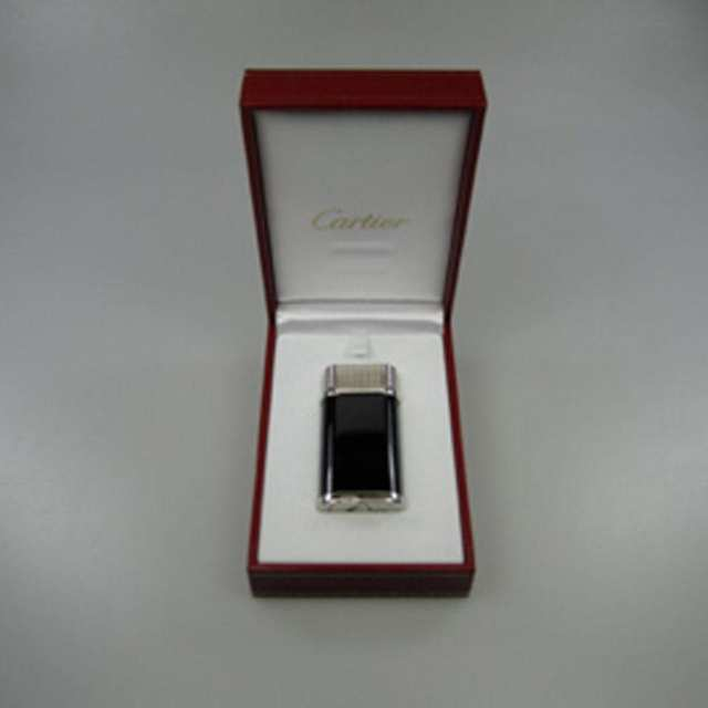 Cartier Stainless Steel Lighter