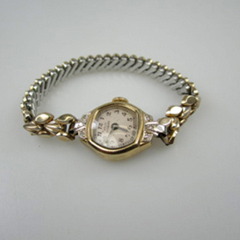 "Lady's Rolex ""Standard"" Wristwatch"