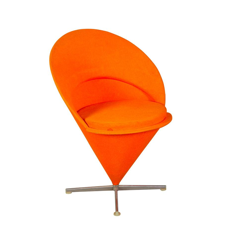 Verner Panton Cone Chair,