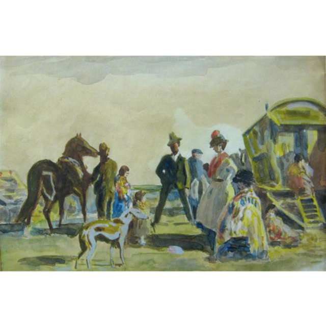 (AFTER) SIR ALFRED MUNNINGS (BRITISH, 1878-1959)