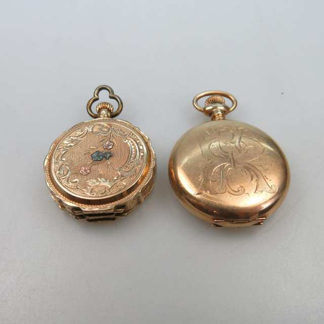 Lady's Waltham Pocket Watch