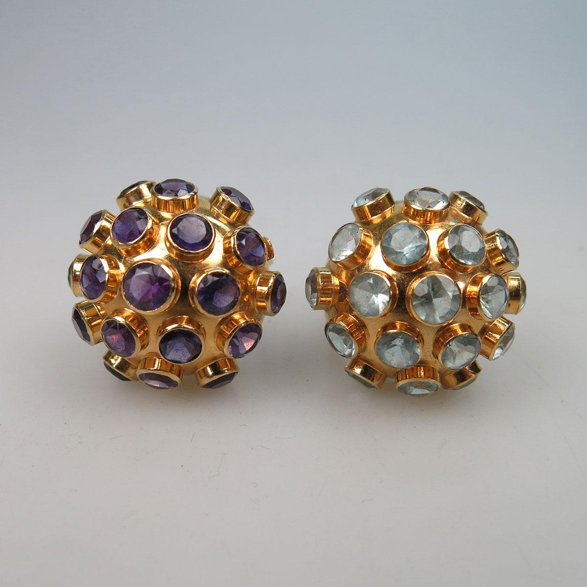 2 x 18k Yellow Gold Rings