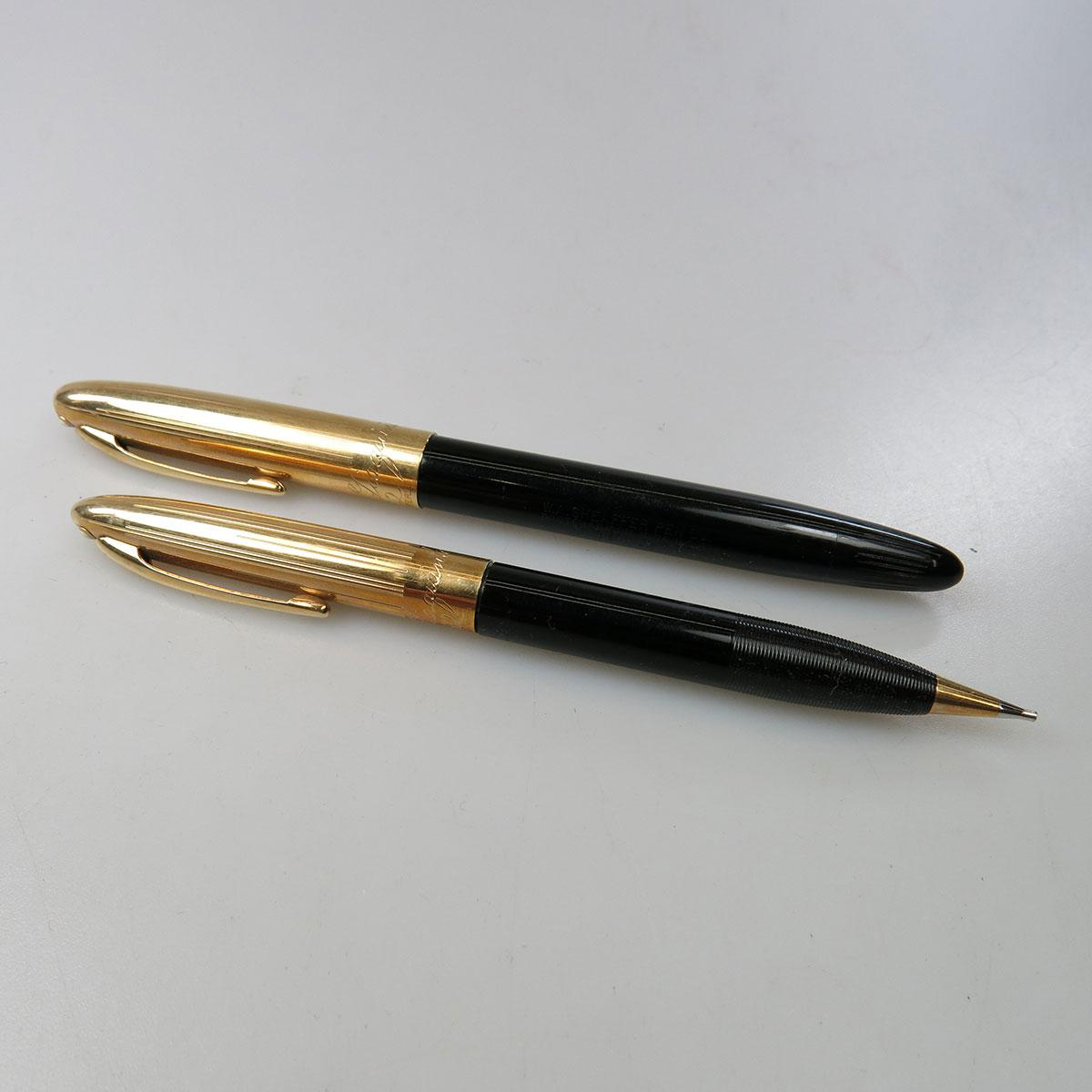 Sheaffer Pencil And Fountain Pen