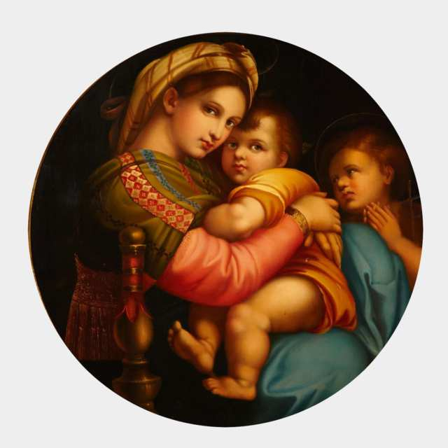 After Raffaello Sanzio Called Raphael (1483-1520)