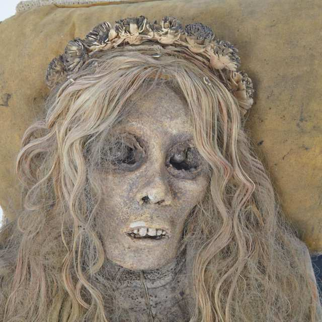 Sideshow Gaff of a Corpse Bride, 20th century