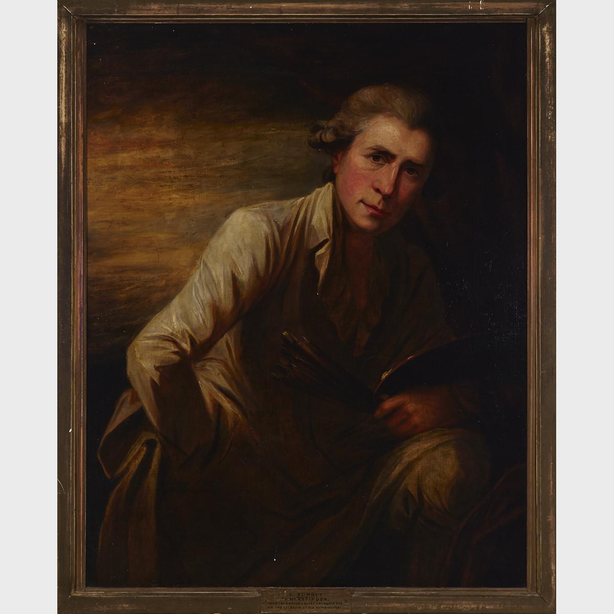 After George Romney (1734-1802)