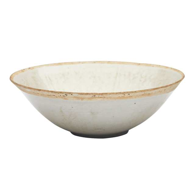 Moulded Yingqing Bowl, Song Dynasty