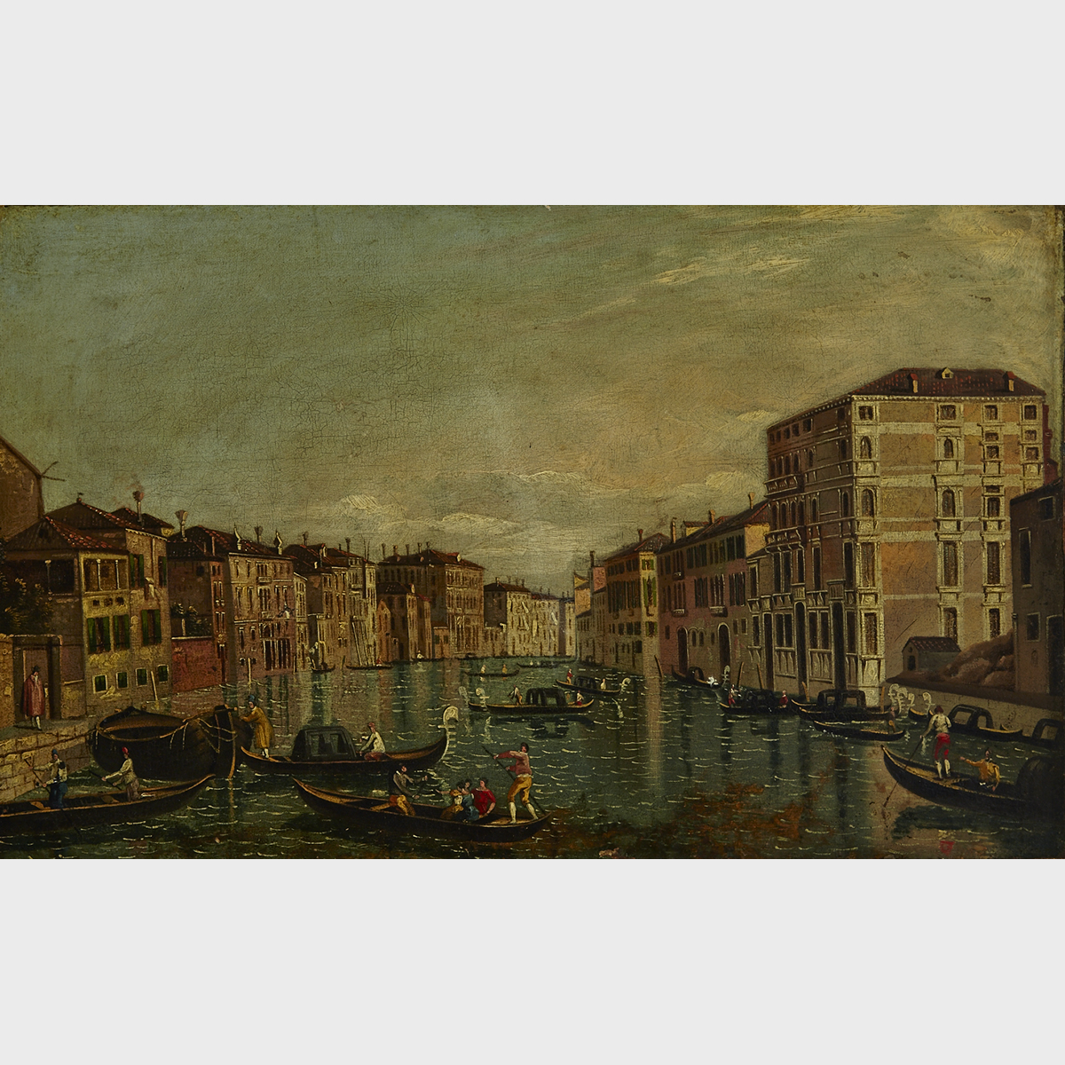 Follower of Canaletto (1697-1768)
