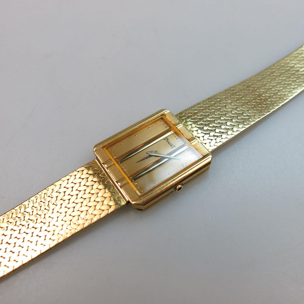 Piaget Wristwatch