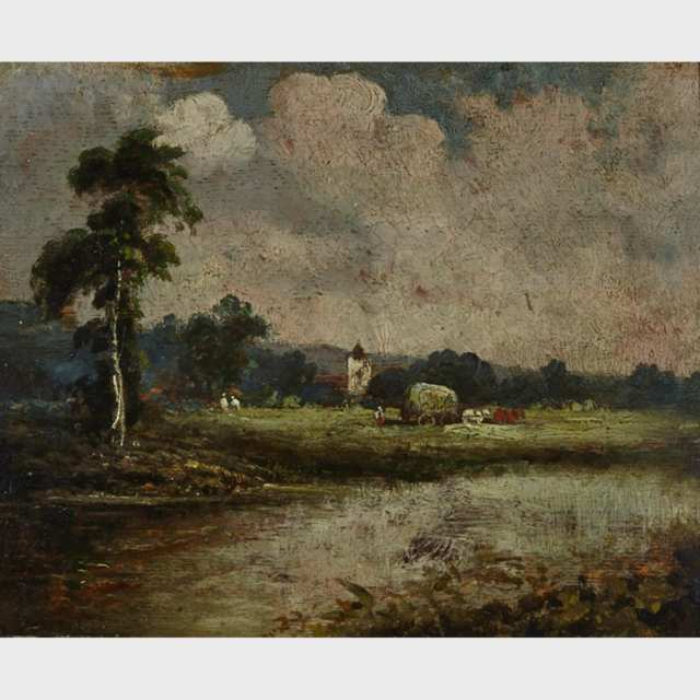 Follower of John Constable (1776- 1837)