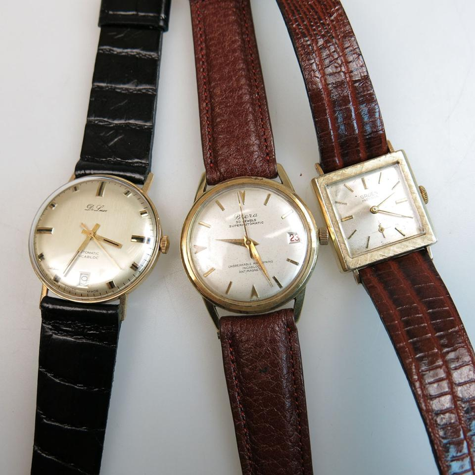 Men's Gruen Wristwatch