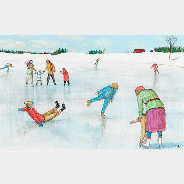 WILLIAM KURELEK, R.C.A.