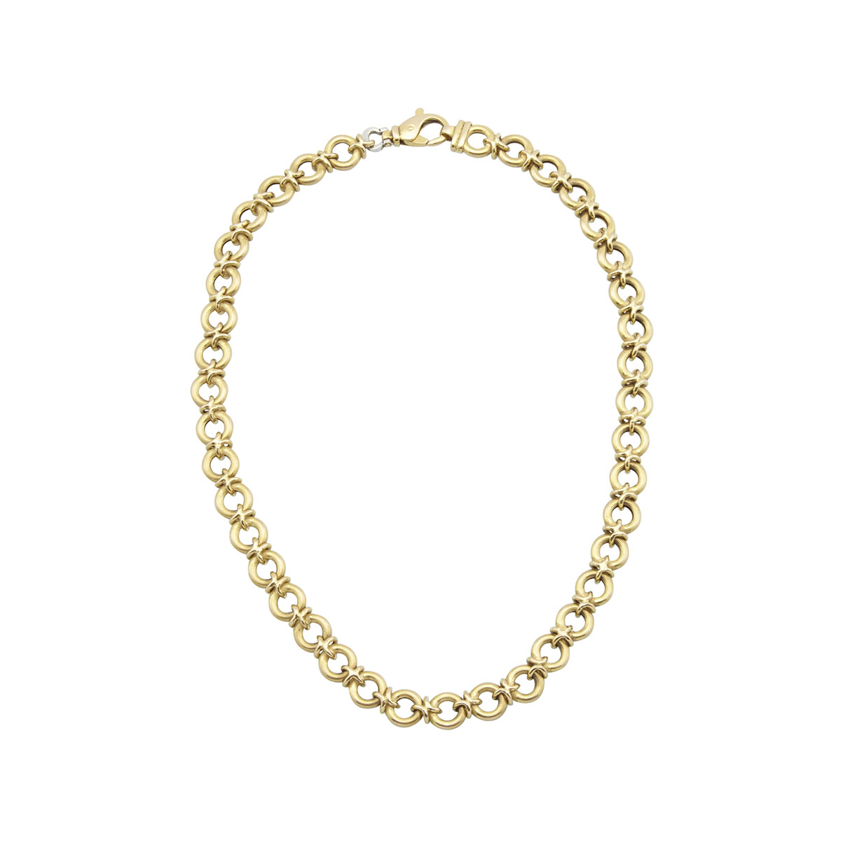 Italian 14k Yellow Gold Chain