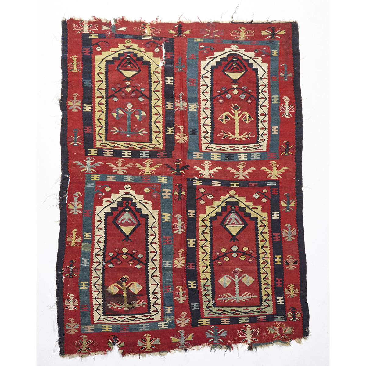 Fine Anatolian Kelim, early 20th century