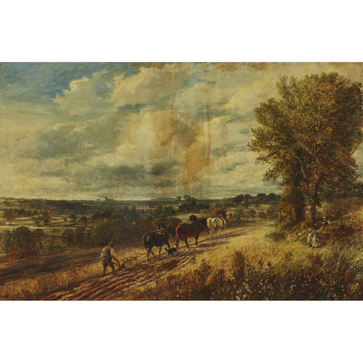 Attributed to John Linnell Snr. (1792-1882)