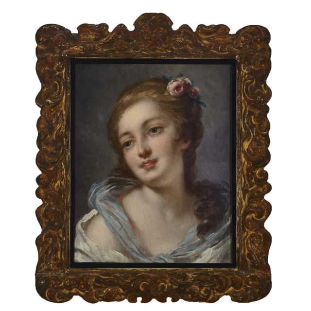 Attributed to Jeanne-Philiberte Ledoux (1767-1840)
