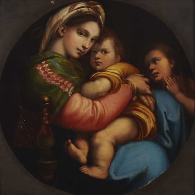 After Raffaello Sanzio da Urbino Called Raphael (1438-1520)