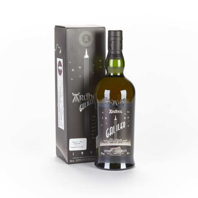 ARDBEG GALILEO SPACE 1999