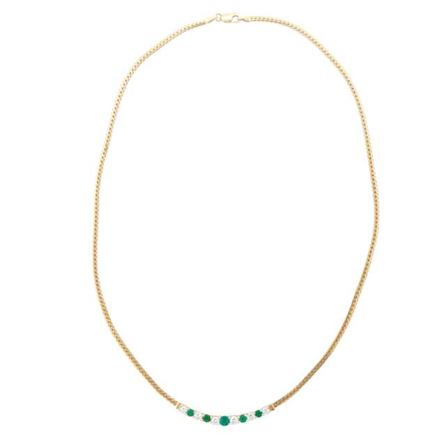 Birks 18k Yellow Gold Necklace
