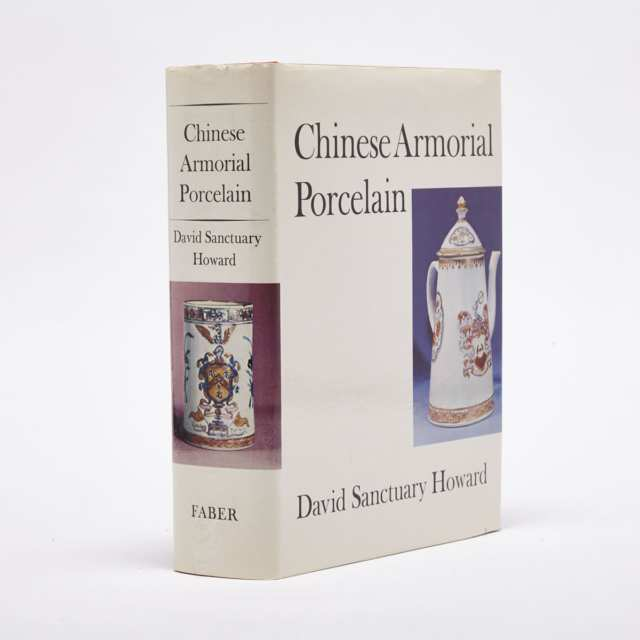 Chinese Export Porcelain (1 volume)