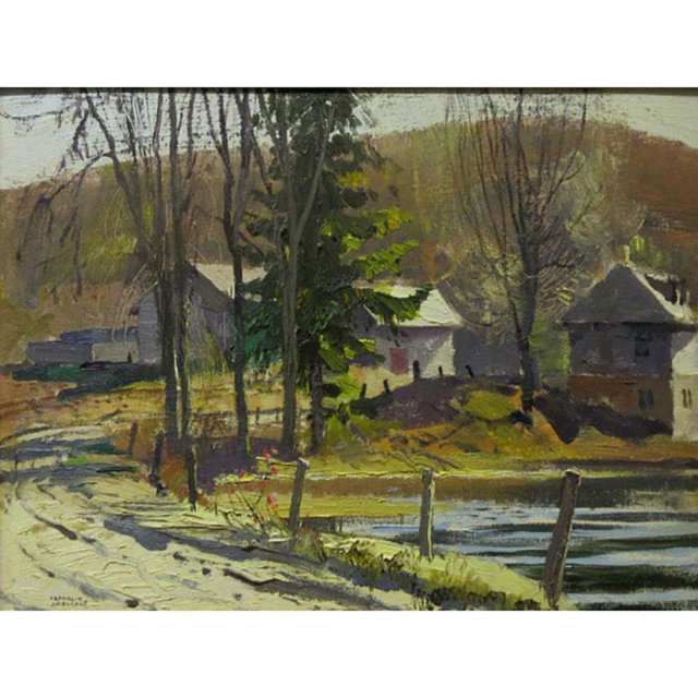 GEORGE FRANKLIN ARBUCKLE (CANADIAN, 1909-2001)