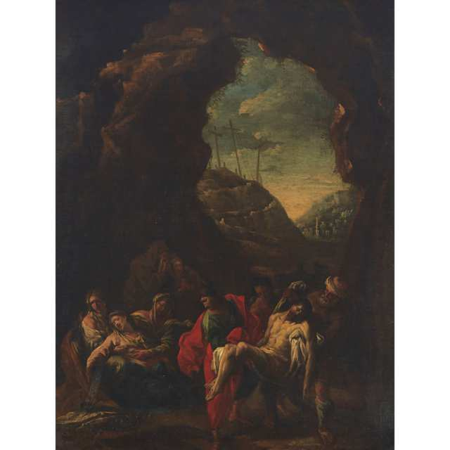 Follower of the School of Nicolas Poussin (1594-1665)