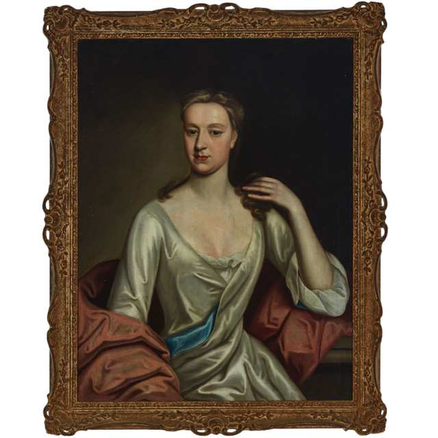 Attributed to Sir Godfrey Kneller (1646-1723)