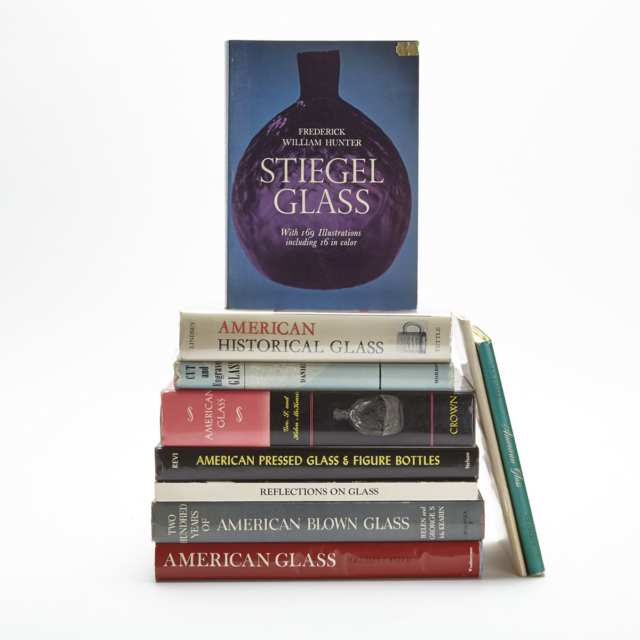 American Glass (10 volumes)